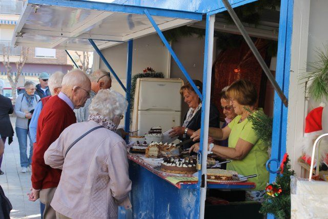 La Iglesia Ecuménica de Camposol celebra una nueva feria a beneficio de los más necesitados, Foto 1