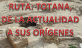 Kalathos vuelve a organizar la ruta Totana, de la actualidad a sus orígenes