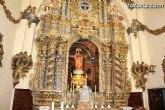 72.600 euros para restaurar el Retablo Mayor del Santuario de Santa Eulalia de Totana