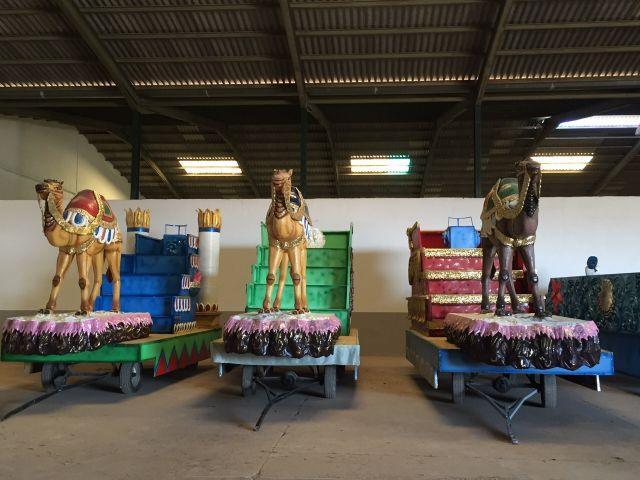 La Cabalgata de los Reyes Magos tendrá lugar el próximo lunes, día 5, a partir de las 19:00 horas, Foto 1