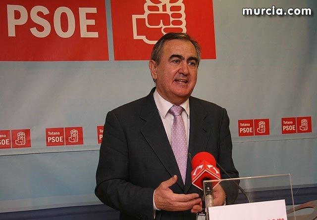 PSOE: El PP en la Región ha traspasado todas las líneas rojas de la corrupción al mantener a Cámara y al resto de imputados en sus cargos, Foto 1