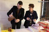 El II desayuno solidario a beneficio de Cáritas recaudó unos 200 Kg de comida y más de 100 juguetes - 1