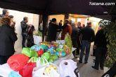 El II desayuno solidario a beneficio de Cáritas recaudó unos 200 Kg de comida y más de 100 juguetes - 4