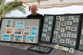 Medio centenar de artesanos vuelven a exponer sus trabajos en el Paseo Marítimo