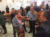 Autoridades municipales asistieron al tradicional Canto de Ánimas del Día de Reyes en la pedanía de El Raiguero Alto