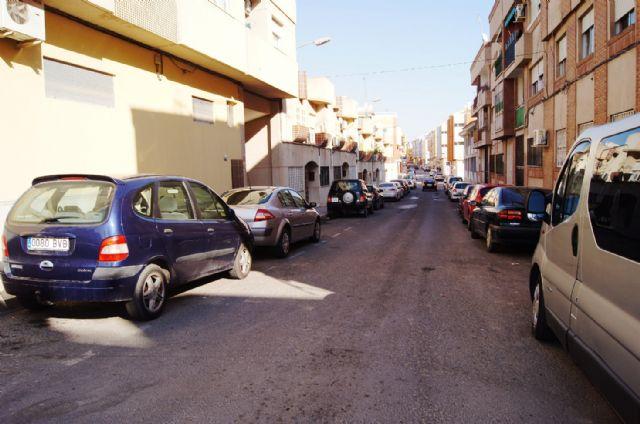 El Plan de Obras y Servicios para el 2015 contempla la pavimentación de las calles Santomera, Mallorca, Menorca, Cerámica y Condado, Foto 2