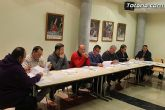 La alcaldesa felicita a la pregonera y nazareno de honor de la Semana Santa del 2015 - 8