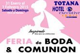 Feria de Boda y Comunión 2015 Hotel Executive