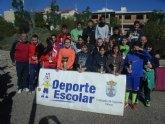 110 escolares participaron en la fase local de orientación de Deporte Escolar