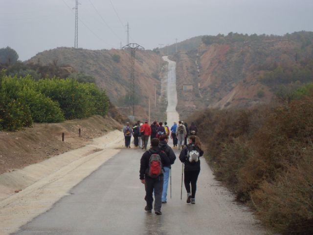 El programa de Senderismo, de la Concejalía de Deportes, continúa este domingo 18 con una ruta guiada por el Carrascal de Bagil de Moratalla, Foto 1