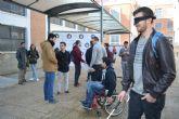 Famdif conciencia en accesibilidad a los futuros arquitectos de la UPCT