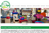 Clínica Veterinaria Dogo presenta su nueva página web