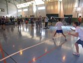 Totana acoge este sábado, día 17, la Jornada Regional Zona Sur de Bádminton y Orientación de Deporte Escolar