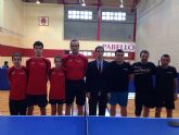 2ª division nacional. Importante victoria del Club Totana TM en Aspe