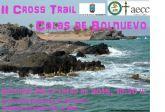 360 corredores participarán en el II Cross Calas de Bolnuevo
