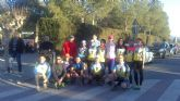 Intensa actividad este fin de semana del Club de atletismo de Totana