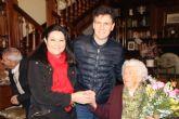 Elisa M�rquez Fern�ndez, vecina de Alhama, cumple 100 años