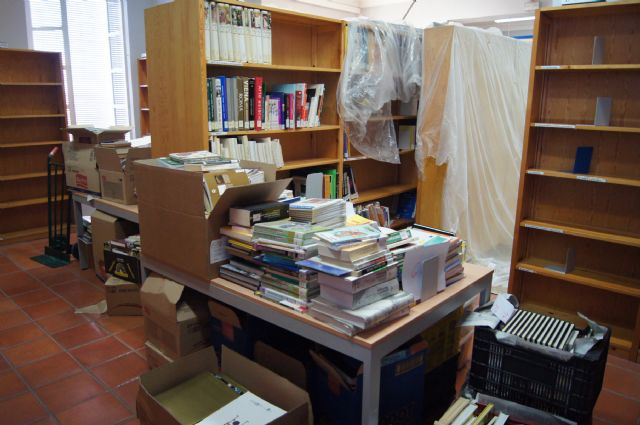 """Begin work on adapting and modernizing the municipal library at the cultural center """"Jail"""", Foto 2"""