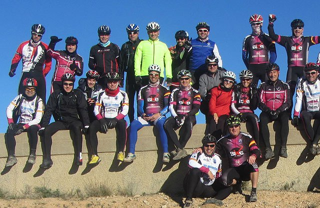 """First year path Sports Association """"Rock Nine"""" by the Valley Guadalentín, Foto 2"""