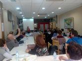 La comunicaci�n y la educaci�n p�blica, protagonistas de la primera Jornada Formativa del PSOE de Alhama