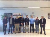 Los J�venes Empresarios del Guadalent�n se re�nen en Alhama para acordar nuevas medidas para el desarrollo empresarial