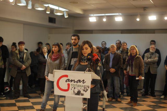 La convocatoria GANAR TOTANA, impulsada por personas, asociaciones e Izquierda Unida, arranca con un Acto Cívico realizado el pasado viernes, Foto 2