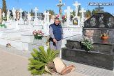El enterrador de Totana hace un llamamiento a los propietarios de las fosas para que revisen las mismas tras el episodio de vientos - 12