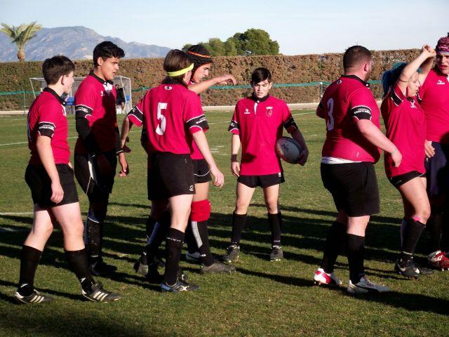 10 jugadores del CR Totana son convocados por las selecciones murcianas de rugby sub-18, y sub-16 para el Campeonato Nacional en Zaragoza, Foto 1