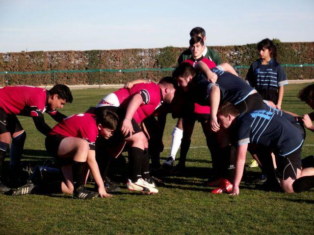 10 jugadores del CR Totana son convocados por las selecciones murcianas de rugby sub-18, y sub-16 para el Campeonato Nacional en Zaragoza, Foto 3