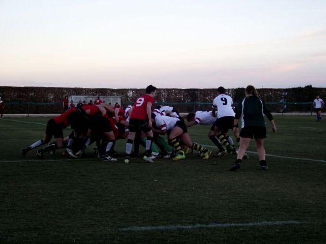 10 jugadores del CR Totana son convocados por las selecciones murcianas de rugby sub-18, y sub-16 para el Campeonato Nacional en Zaragoza, Foto 4