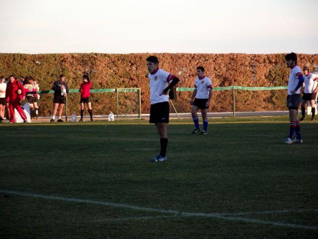 10 jugadores del CR Totana son convocados por las selecciones murcianas de rugby sub-18, y sub-16 para el Campeonato Nacional en Zaragoza, Foto 5