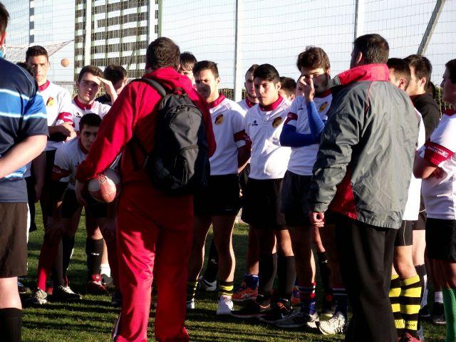 10 jugadores del CR Totana son convocados por las selecciones murcianas de rugby sub-18, y sub-16 para el Campeonato Nacional en Zaragoza, Foto 6