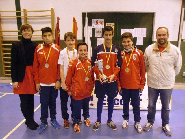 Finaliza la fase local de Fútbol Sala Infantil, Cadete y Juvenil masculino de Deporte Escolar, Foto 4