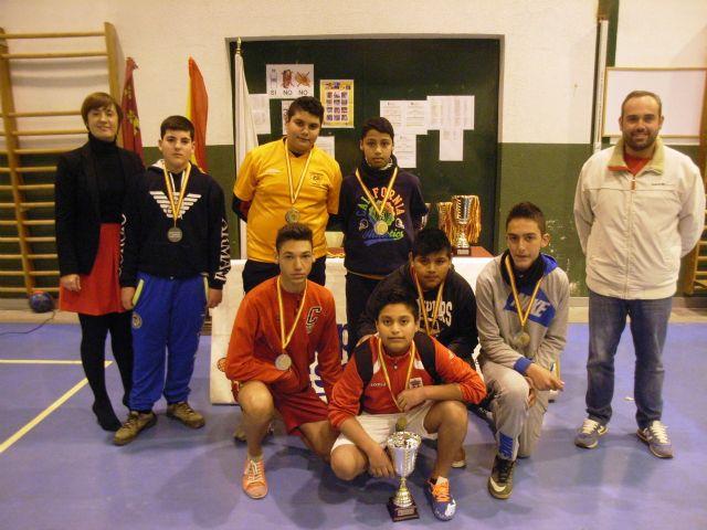 Finaliza la fase local de Fútbol Sala Infantil, Cadete y Juvenil masculino de Deporte Escolar, Foto 6