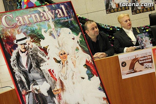 El Carnaval de Totana tendrá un desfile más el día de 21 de febrero en el que participarán peñas carnavaleras de fuera del municipio, Foto 3