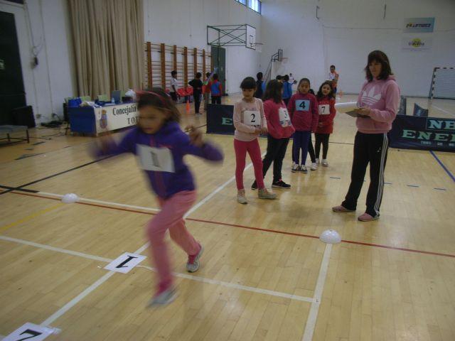 La Concejalía de Deportes organizó la Fase Local de Jugando al Atletismo de Deporte Escolar, Foto 7