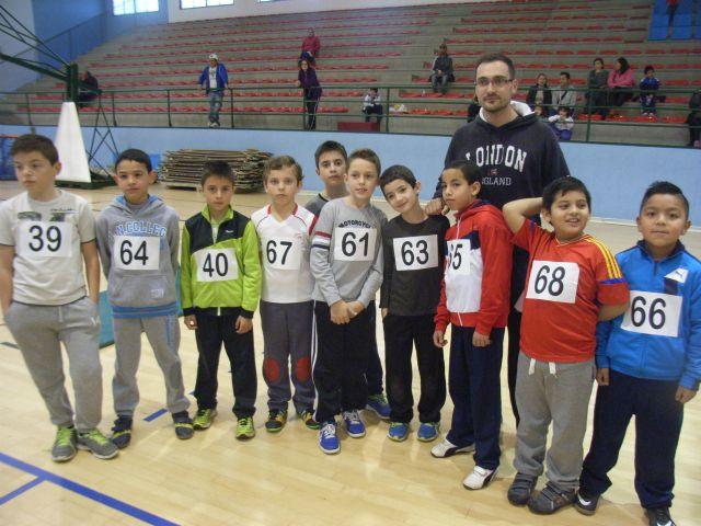 La Concejalía de Deportes organizó la Fase Local de Jugando al Atletismo de Deporte Escolar, Foto 8