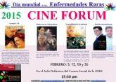 D´Genes organiza un ciclo de cine fórum los jueves del mes de febrero