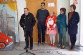 """La Musa, Don Carnal y la Pregonera del Carnaval´2015 acercan la fiesta a los usuarios del Centro de Día """"Doña Letizia Ortiz"""" y el Centro Ocupacional """"José Moyá Trilla"""" - 5"""