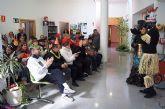 """La Musa, Don Carnal y la Pregonera del Carnaval´2015 acercan la fiesta a los usuarios del Centro de Día """"Doña Letizia Ortiz"""" y el Centro Ocupacional """"José Moyá Trilla"""" - 7"""