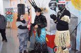 """La Musa, Don Carnal y la Pregonera del Carnaval´2015 acercan la fiesta a los usuarios del Centro de Día """"Doña Letizia Ortiz"""" y el Centro Ocupacional """"José Moyá Trilla"""" - 11"""