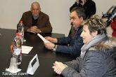 Rafael Gónzalez Tovar Candidato a la Presidencia de la Comunidad Autónoma y Andrés García candidato a la Alcaldía de Totana se reúnen con empresarios y vecinos - 4
