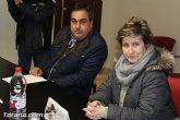 Rafael Gónzalez Tovar Candidato a la Presidencia de la Comunidad Autónoma y Andrés García candidato a la Alcaldía de Totana se reúnen con empresarios y vecinos - 5