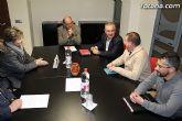 Rafael Gónzalez Tovar Candidato a la Presidencia de la Comunidad Autónoma y Andrés García candidato a la Alcaldía de Totana se reúnen con empresarios y vecinos - 6