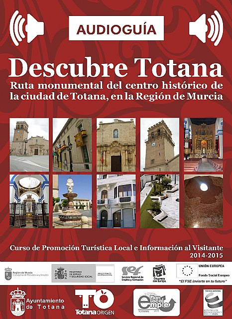 """La audioguía para móviles """"Descubre Totana"""" ofrece los principales monumentos de interés turístico local, Foto 4"""