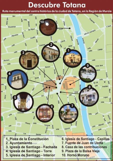 """La audioguía para móviles """"Descubre Totana"""" ofrece los principales monumentos de interés turístico local, Foto 5"""
