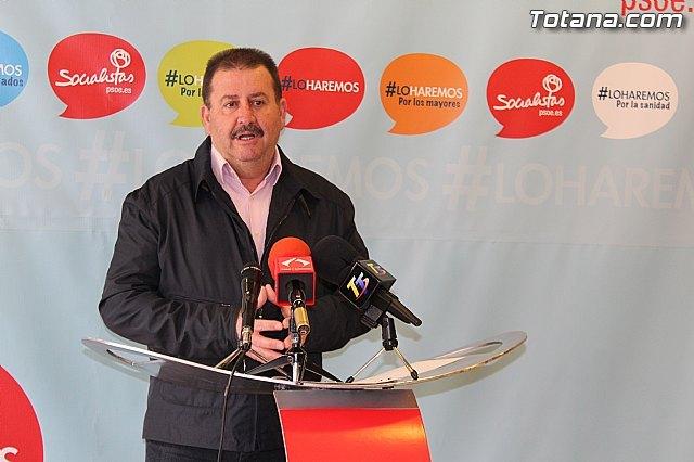 Andrés García pide a la candidata del PP debatir públicamente antes de las elecciones, Foto 1