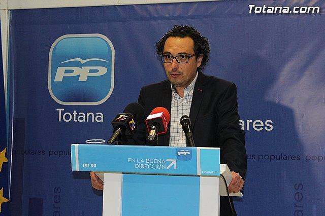 El Partido Popular asegura que Isabel no es la mejor candidata del PP, es la mejor candidata para Totana, Foto 1