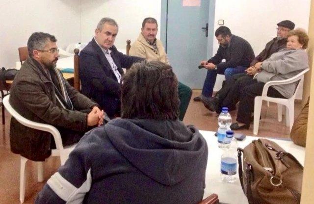 El candidato socialista a la alcaldía Andrés García recuerda que la Variante Oeste es otro incumplimiento del PP en los últimos 12 años, Foto 1