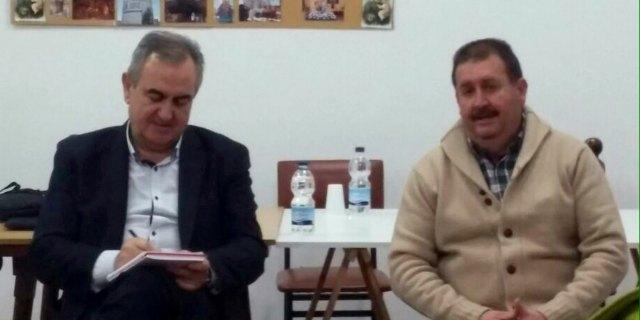 El candidato socialista a la alcaldía Andrés García recuerda que la Variante Oeste es otro incumplimiento del PP en los últimos 12 años, Foto 2